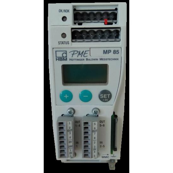 Measuring amplifier -HBM MP85