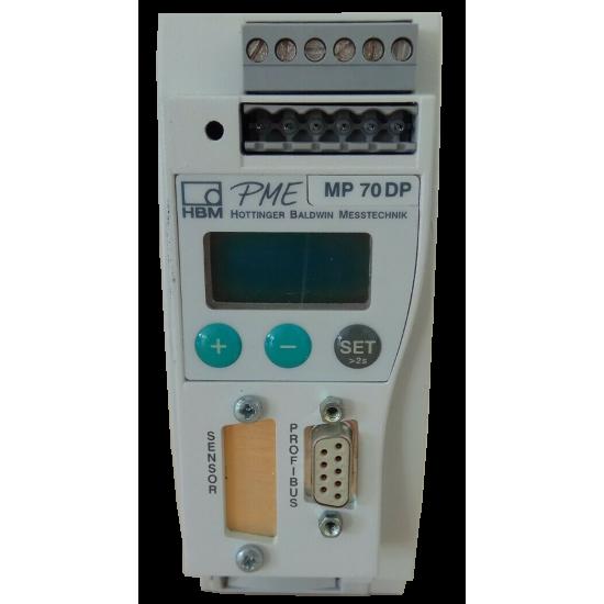 Gateway MP70DP Measurement Instrument - Measuring Amplifier, CANopen