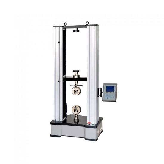 Electronic universal testing machine from 10 - 20 kN