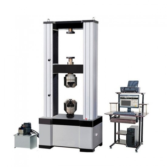 Electronic universal testing machine from 100 kN
