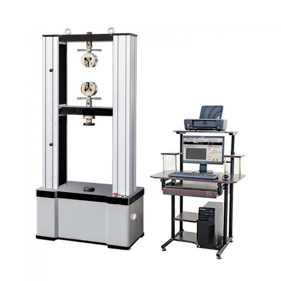 Electronic universal testing machine from 30 - 50 kN