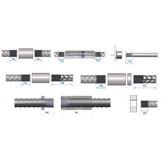 Couplings for fittings