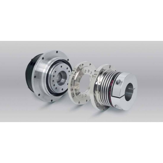 Bellows coupling R + W BK8 15 to 2,600 Nm